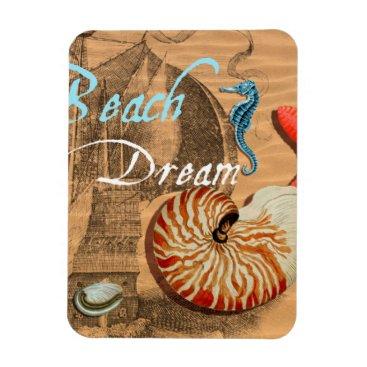 Beach Themed Beach Dream Magnet