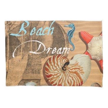 Beach Dream Pillowcase