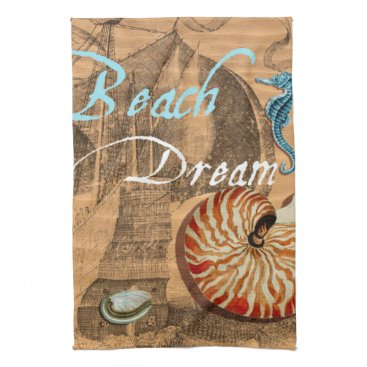 Beach Themed Beach Dream Towel