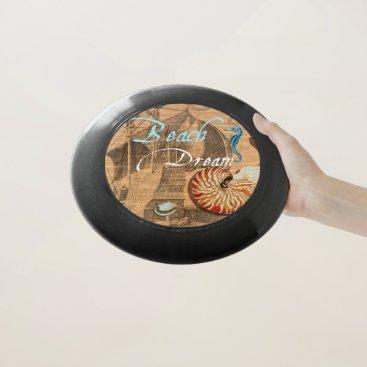 Beach Themed Beach Dream Wham-O Frisbee