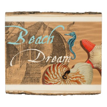 Beach Themed Beach Dream Wood Panel