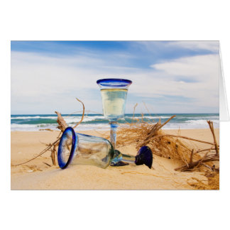 Beach Dreaming Notecard Greeting Card