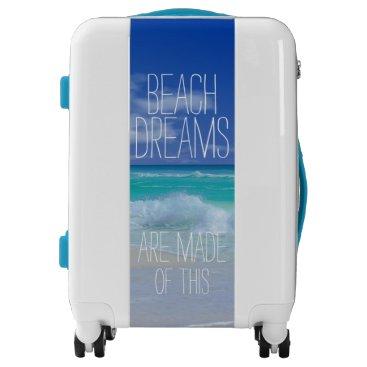 Beach Dreams Luggage