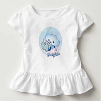 Beach Drop with steering wheels for girl sins Toddler T-shirt