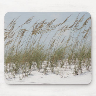 beach dune grass American summer Mouse Pad