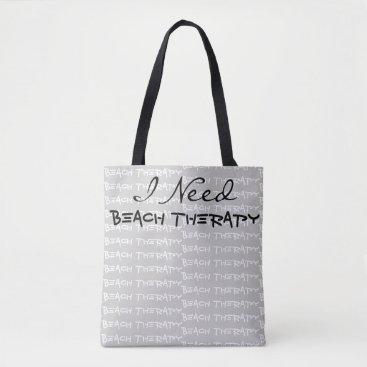 Beach Themed Beach Fashion Tote Bag