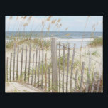 """Beach Faux Canvas Print<br><div class=""""desc"""">Beach</div>"""