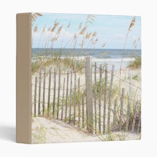 Beach Fence Binder