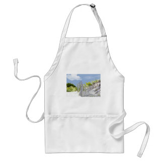 Beach Fence & Dune Adult Apron