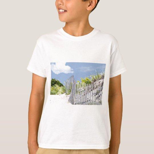 Beach Fence & Dune T-Shirt