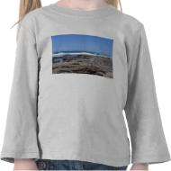 Beach Fisherman Tee Shirt