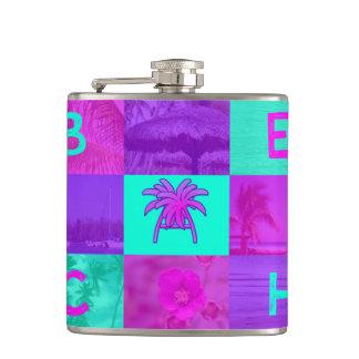 Beach Hip Flask