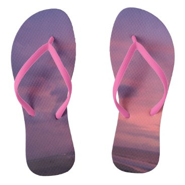 Beach Themed beach flip flops pretty girly vacation travel