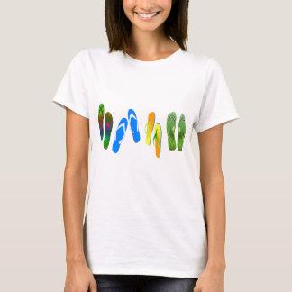 Beach Flip Flops T-Shirt