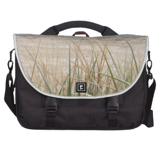 BEACH FLORA LAPTOP SHOULDER BAG