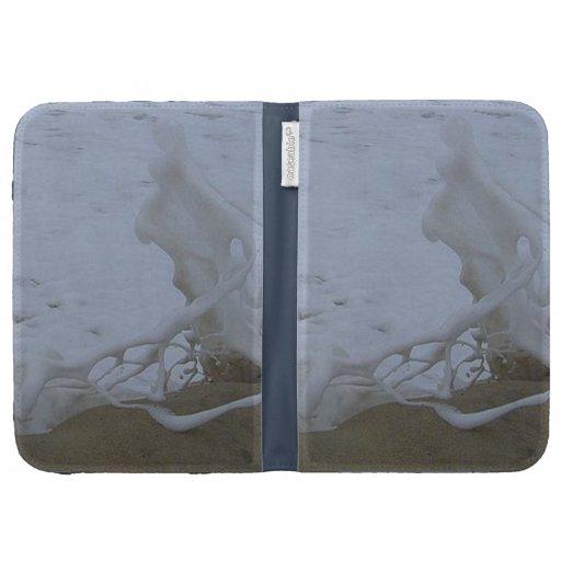 Beach Foam Kindle Case