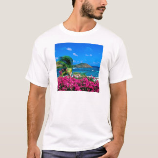 Beach French Cul De Sac Saint Martin T-Shirt
