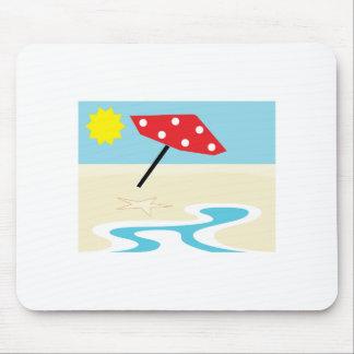 Beach Front Mousepads