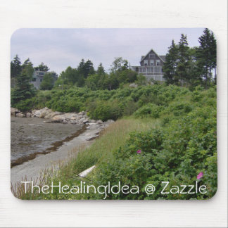 Beach Front Property Mouse Pad