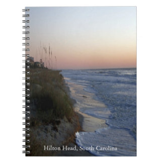 Beach Front View Notebook