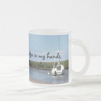 Beach Frosted Mug