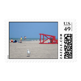 Beach Fun stamps