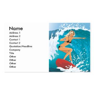 beach_girl_2.ai, Name, Address 1, Address 2, Co... Business Card