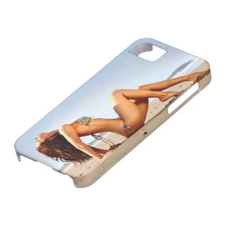 Beach Girl Cover For iPhone 5/5S