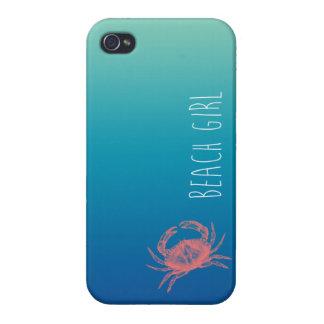 Beach Girl Case For iPhone 4