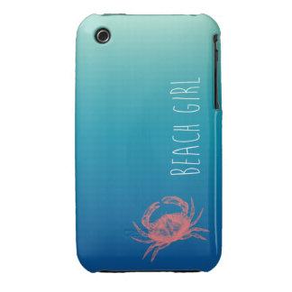 Beach Girl iPhone 3 Case-Mate Case