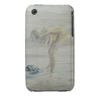 Beach Girl iPhone 3G/3Gs, Barely There Case-Mate iPhone 3 Cases