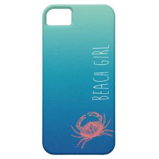 Beach Girl iPhone SE/5/5s Case