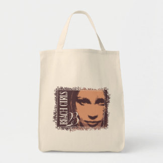 Beach Girls Tshirts and Gifts Canvas Bag