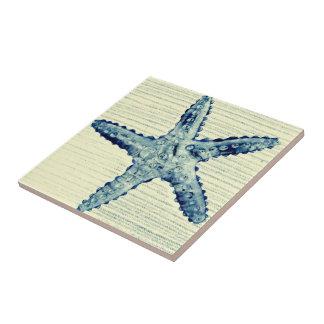 Beach Glass Ceramic Tile