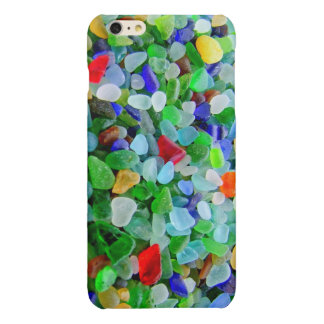 Beach Glass from Kauai Glossy iPhone 6 Plus Case