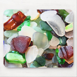 Beach Glass Mousepad