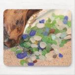 Beach Glass Tinies Mousepads