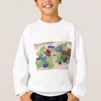 Beach Glass Tinies Sweatshirt