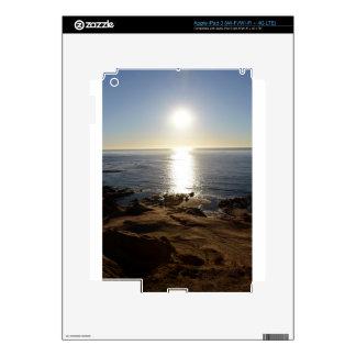 Beach Glow iPad 3 Decals