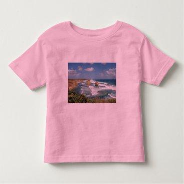 Beach Themed Beach Glow Toddler T-shirt