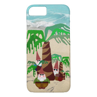 Beach Gnomes Apple iPhone 7, Barely There Case
