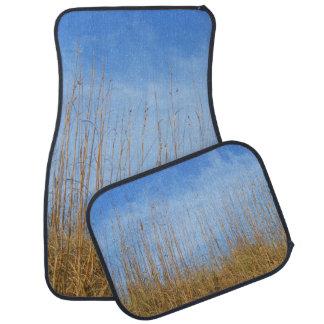 Beach Grass by Shirley Taylor Car Floor Mat