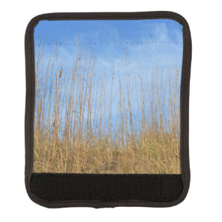 Beach Grass by Shirley Taylor Luggage Handle Wrap