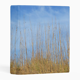 Beach Grass by Shirley Taylor Mini Binder