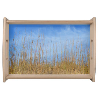 Beach Grass by Shirley Taylor Serving Tray