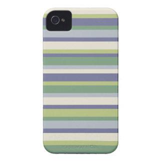 Beach Grass Striped BlackBerry Bold Case