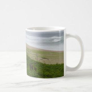 Beach Greenery Mug