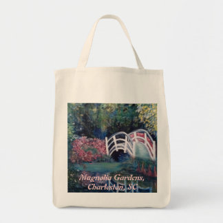 Beach Groceries on the Go Tote Bag