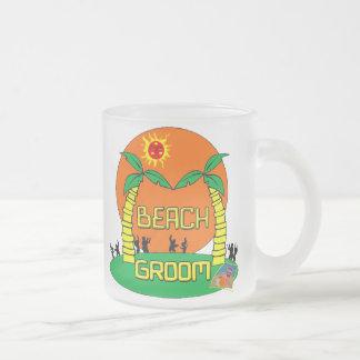 Beach Groom Mug