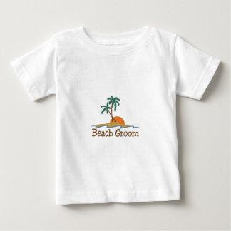 Beach Groom Shirt